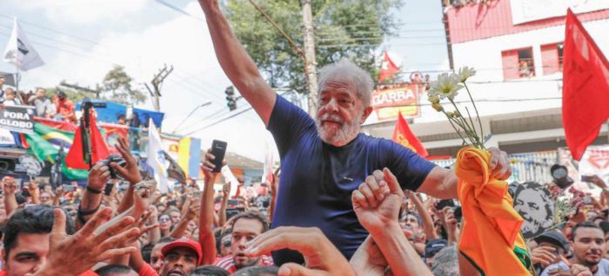 Lula está libre de condenas, pero estemos alertas