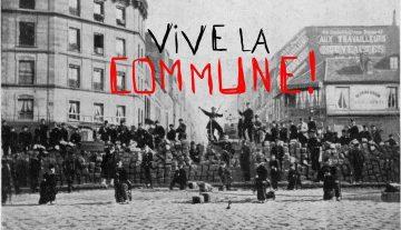 Gloria imperecedera a la Comuna de París en su 150 aniversario